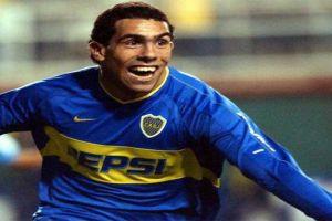 Foto Juan Roman Riquelme Tevez Volvera A Ponerse Camiseta Boca Juniors
