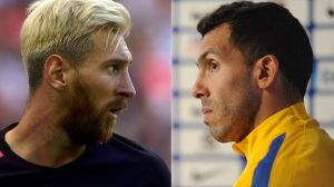 ¿tevez vs. messi?