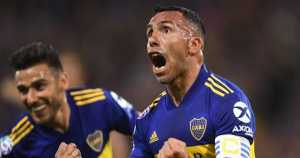 Tevez y Salvio, los mejores en el FIFA