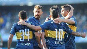 todos los goles de boca juniors en la copa argentina 2015