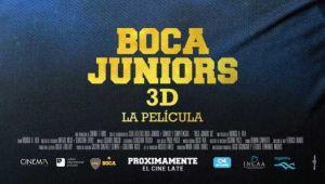 Foto Juan Roman Riquelme Trailer Oficial Pelicula 3d Boca Juniors