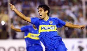 Un día como hoy, Fabián Vargas se despedía de Boca