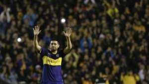 Una leyenda de Boca dijo que no va a la despedida de Riquelme