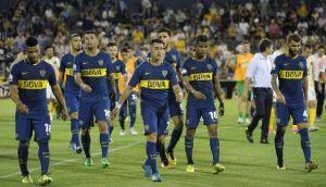 boca juniors perdió 1-0 ante rosario central