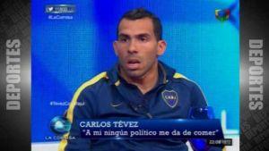 el video completo de la entrevista de luis majul a carlos tevez
