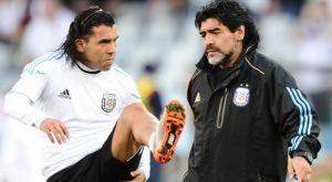 dona frenaría el regreso de tevez al fútbol argentino