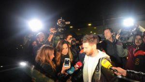 entrevista trucha a messi en la radio sacudió a las redes sociales