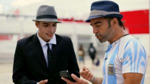 provocador video de humorista argentino que se burla de la selección