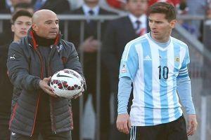 sampaoli: mi sueño siempre fue dirigir a argentina