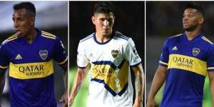 Villa, Fabra y Campuzano: secretos de los campeones de Boca Juniors