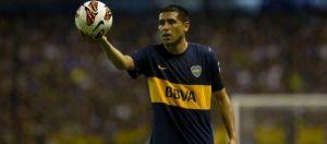 Foto Juan Roman Riquelme Y Bianchi No Encuentran Como Hacer Ganar A Boca Juniors