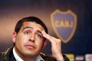 Foto Juan Roman Riquelme Y Boca Llegaron A Un Acuerdo Para Suspeder Contrato