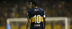 Foto Juan Roman Riquelme Y Cata Diaz Dan El Triunfo A Boca Juniors