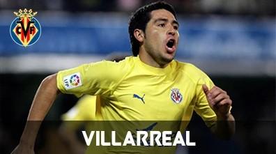 Fotos de Riquelme con Villarreal