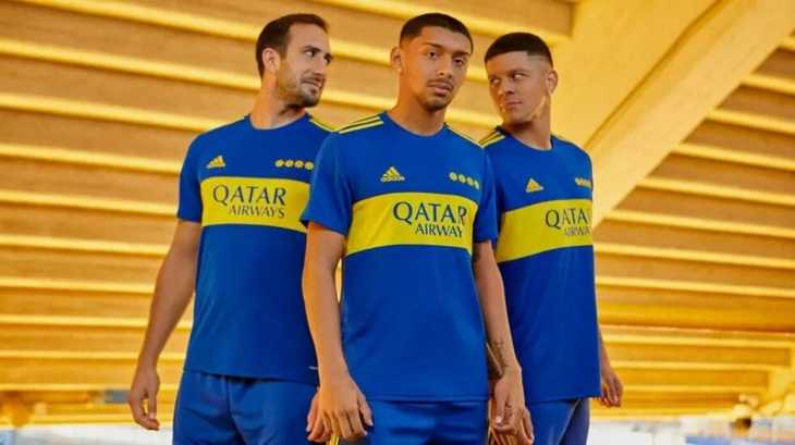 """""""La necesito"""": los mejores memes de la presentación de la nueva camiseta de Boca"""
