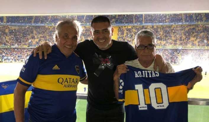 Ángel Clemente Rojas y su amor por la Bombonera