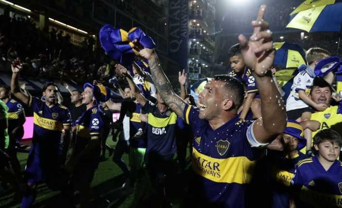 A Boca le darán el trofeo de Campeón de la Superliga ocho meses después