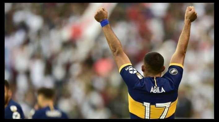 A diez días de un nuevo Superclásico, Ábila le da noticias a Boca