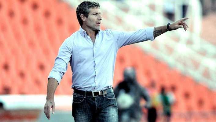 Abbondanzieri: La meta es dirigir a Boca con Palermo