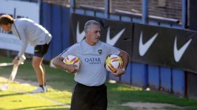 Acuña, Roa, Vargas y Perotti suenan en Boca