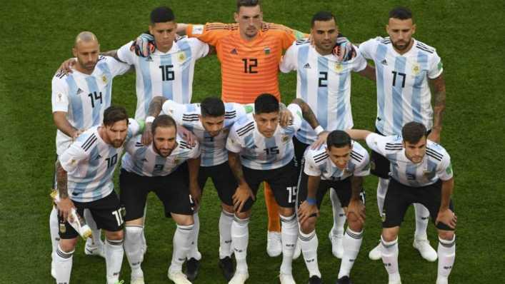 Alineación de Argentina ante Francia: equipo probable