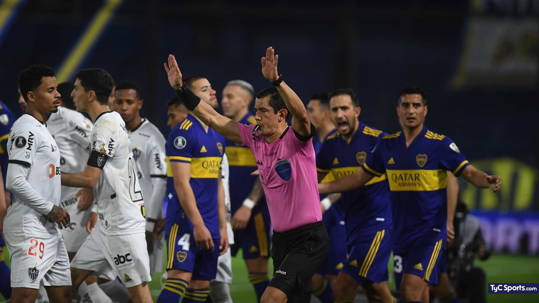 Ameal contó cuál fue la reacción de Juan Román Riquelme tras el fallo del VAR en Boca vs. Atlético Mineiro: Está mal