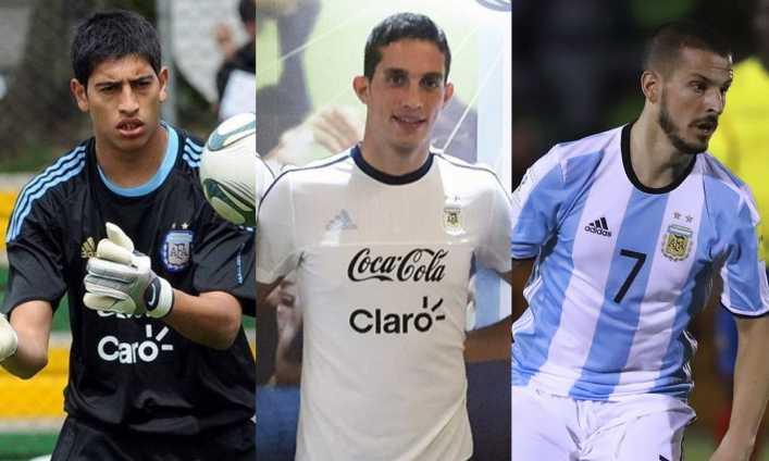 Andrada, Benedetto y Marcone, convocados a la Selección