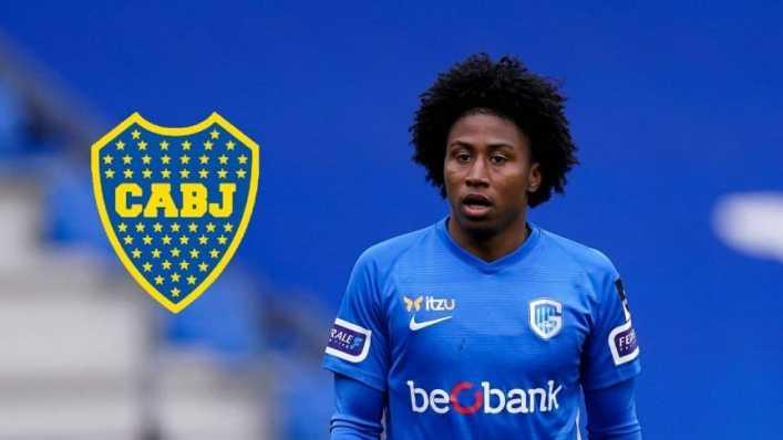 Angelo Preciado, nueva opción en Boca para el lateral derecho