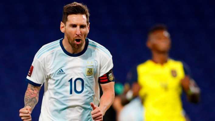 Argentina murió con Ecuador