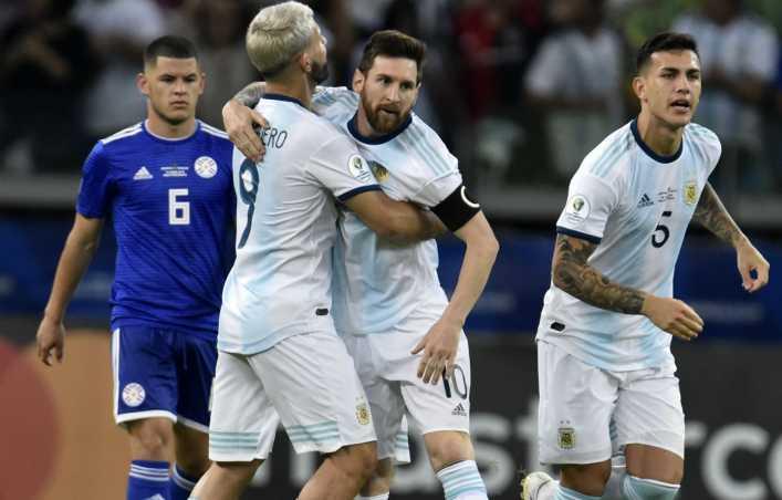 Argentina, principal favorita para hacerse con la Copa América