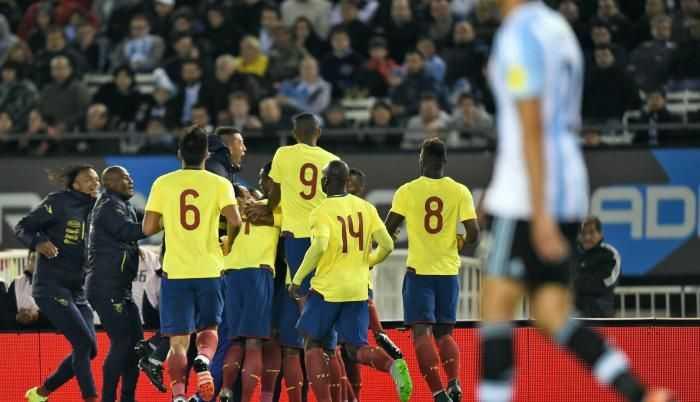 Argentina vs. Ecuador, el 8 de octubre en la Bombonera