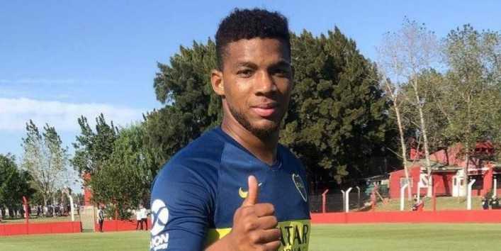 Así aconseja Frank Fabra a los juveniles de Boca Juniors