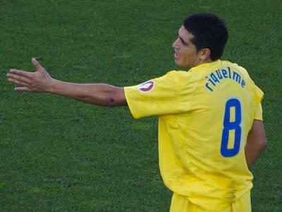 ATLETICO DESCARTA RIQUELME