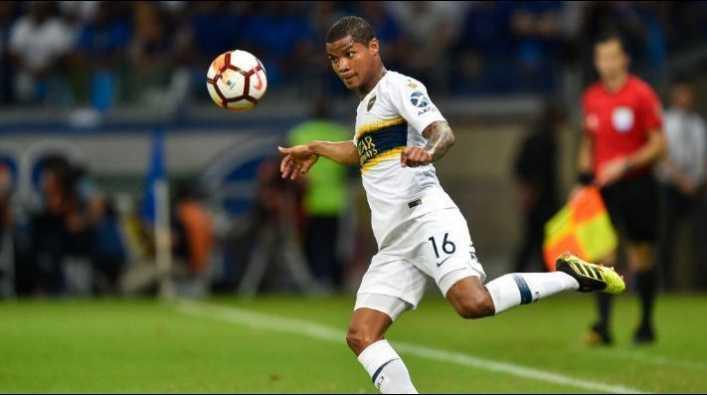 Barrios seduce al Milan: Le daría calidad a este equipo
