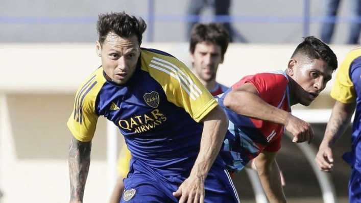 Boca confirmó cuál es la lesión de Mauro Zarate