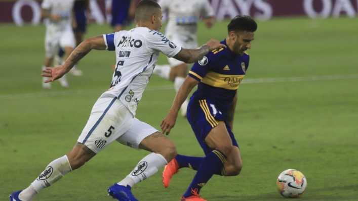 Boca envió un comunicado a Conmebol por los casos positivos de Santos