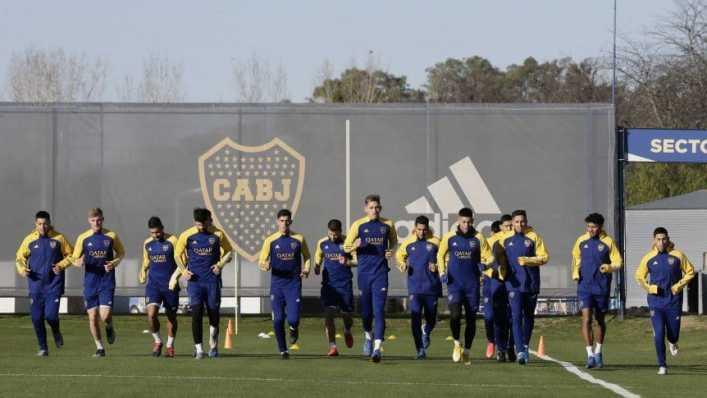 Boca jugará tres amistosos de pretemporada en Ezeiza