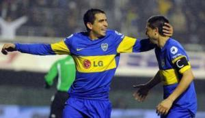 Video: Boca Juniors 4 - Uni�n 0