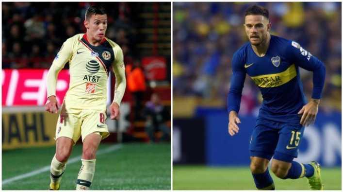 Boca Juniors quiere vender a Nahitan Nández