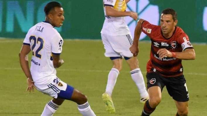 Boca Juniors vs Newells, por la Copa Diego Maradona