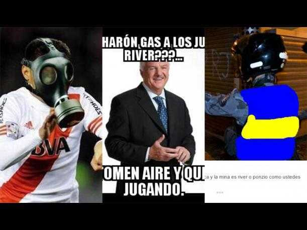 Boca Juniors vs River Plate: Memes del incidente en Superclásico