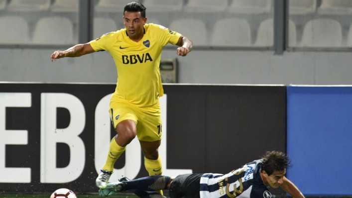 Boca prepara el partido ante River, da descanso a Cardona