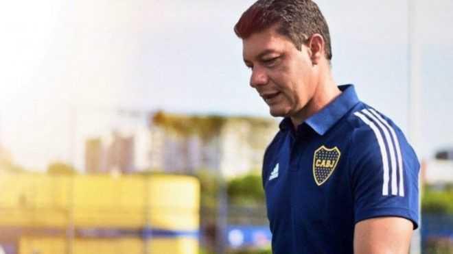 Boca: Sebastián Battaglia y el karma del entrenador que busca uno que juegue como lo hacía él... y no se decide