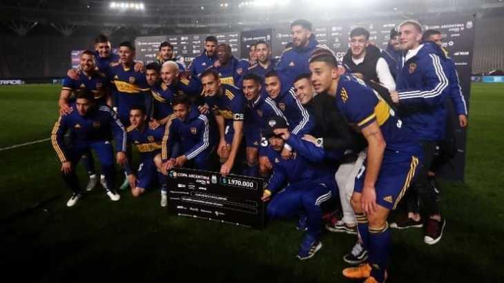 Boca tiene fecha confirmada para las semifinales de la Copa Argentina