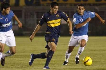 Boca y Cruzeiro se miran de reojo