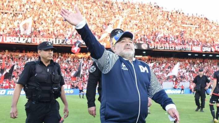 Bomba de TyC: así será el recibimiento a Maradona
