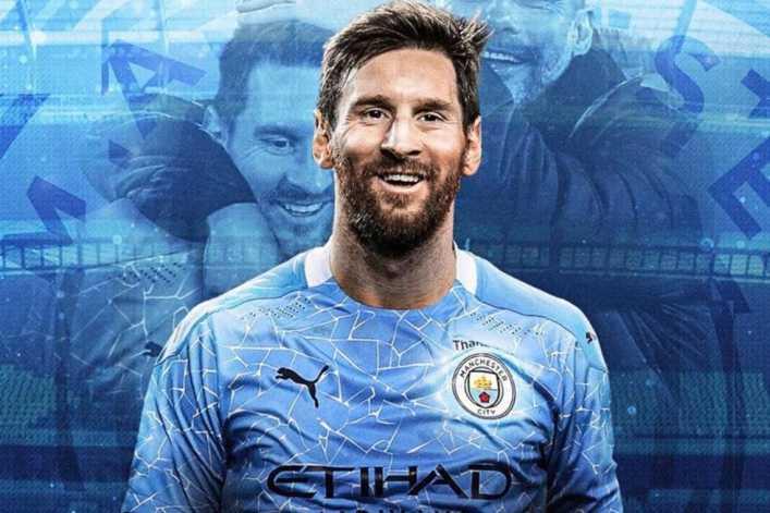 Bomba mundial: en el Manchester City de Pep Guardiola dicen que Messi estaría cerca de firmar