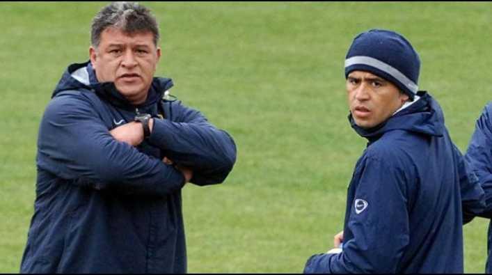 Borghi: Tenía la esperanza de que Riquelme fuera entrenador