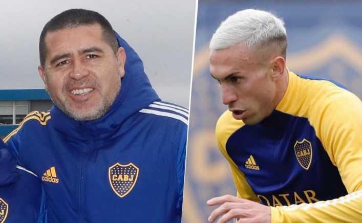 Briasco contó lo que le dijo Román al llegar a Boca