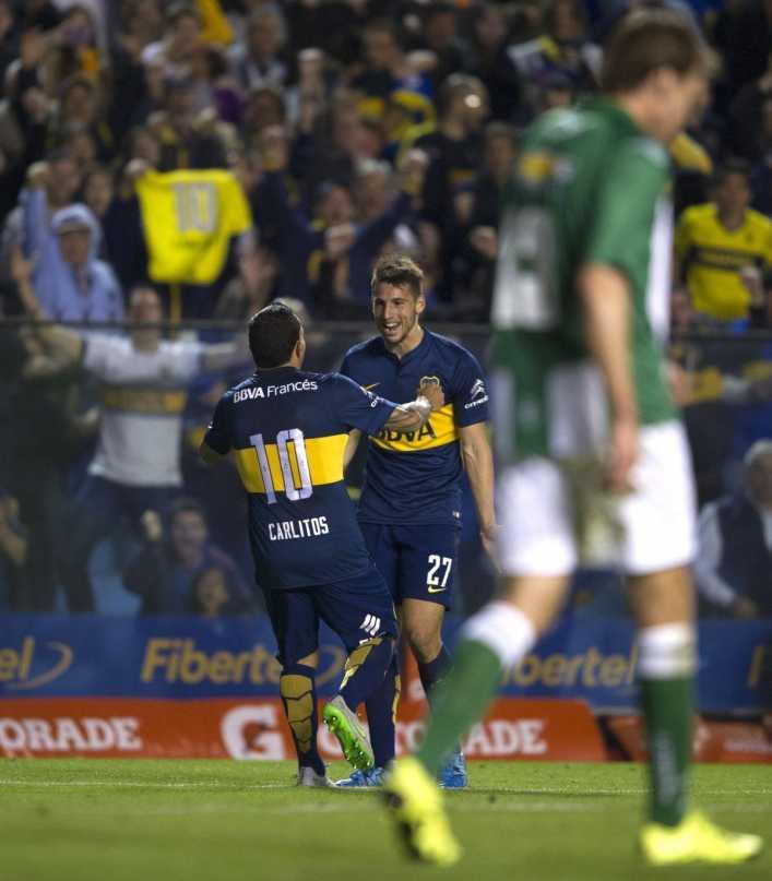 Calleri va a tener otro paso por Boca